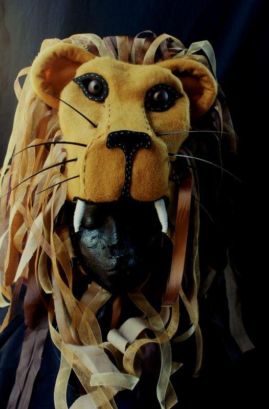 07a7008f297 Luna Lovegood s Lion Hat by ~SlannMage on deviantART