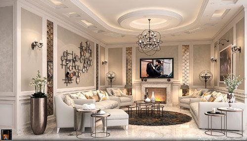 How to add the neoclassical interior design style for your home ...