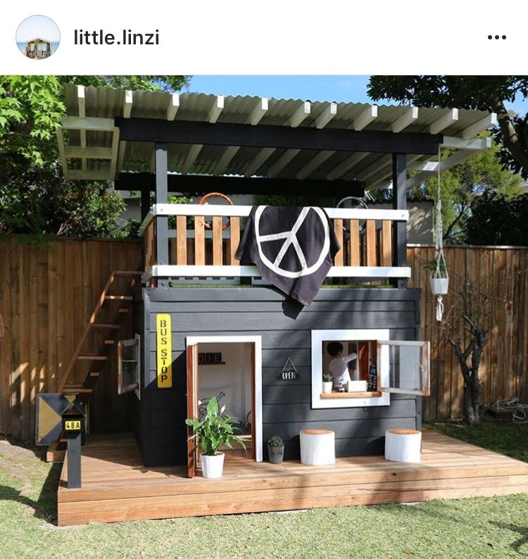 cubby more idees creatives pinterest cubby houses playhouses