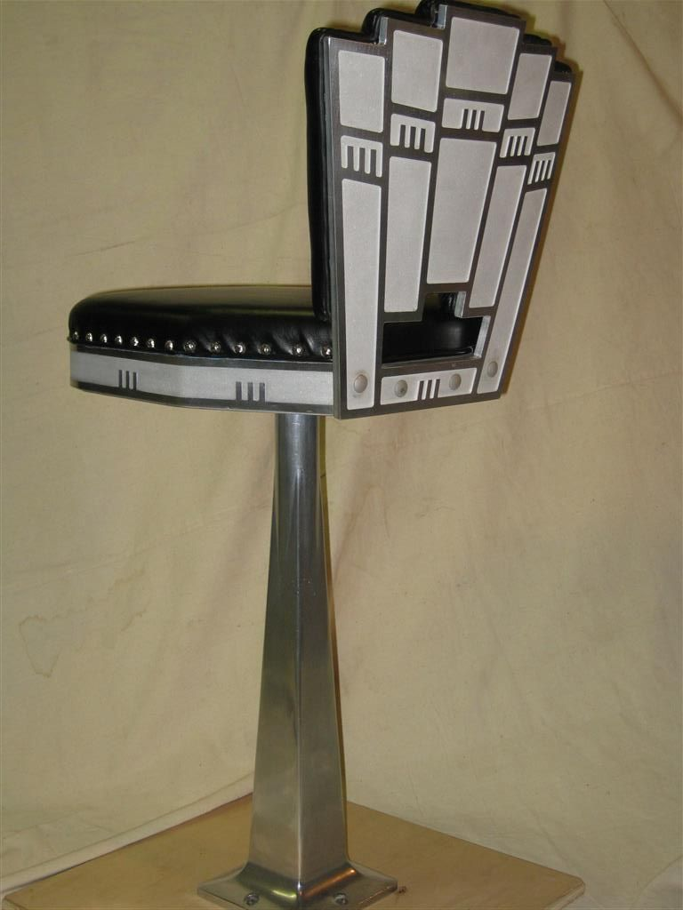 New Art Deco Counter Stools