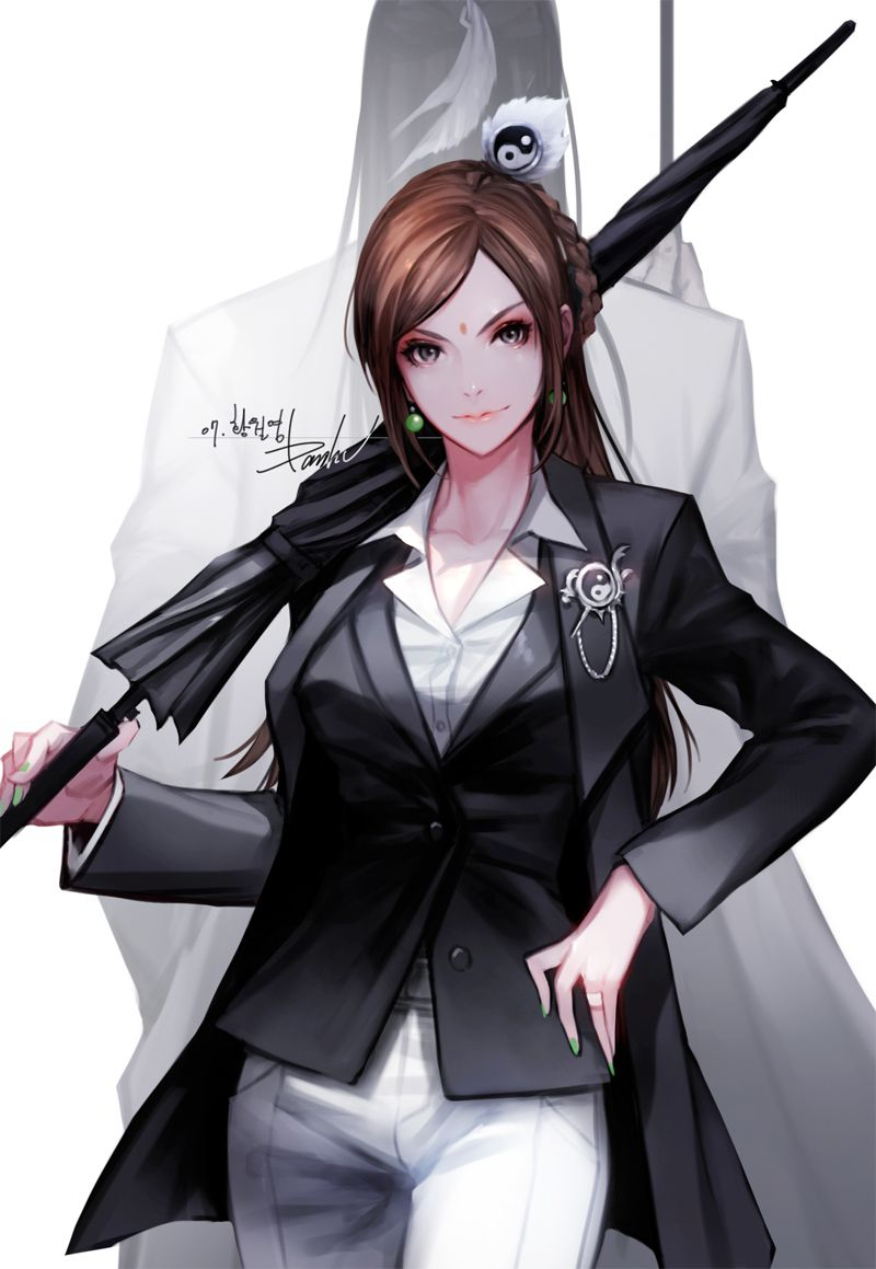 Anime Art, Anime, Character Design