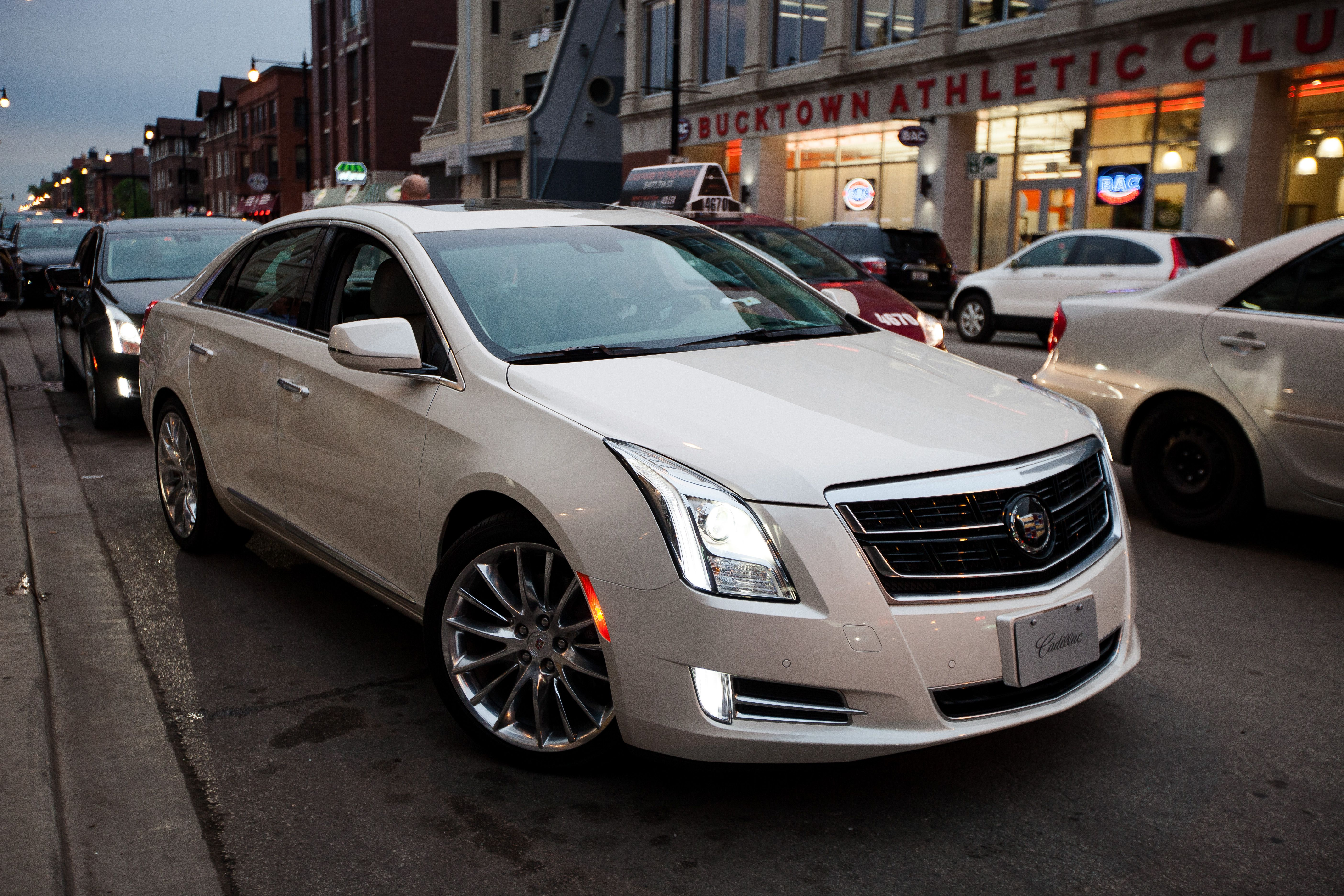 A departure from the ordinary The 2014 XTS pairs perfectly with the