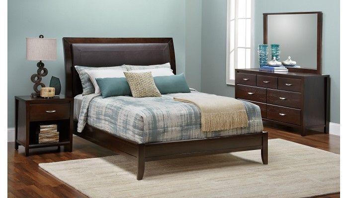 Slumberland Furniture   Urban Loft Collection   4 Pc Room Package