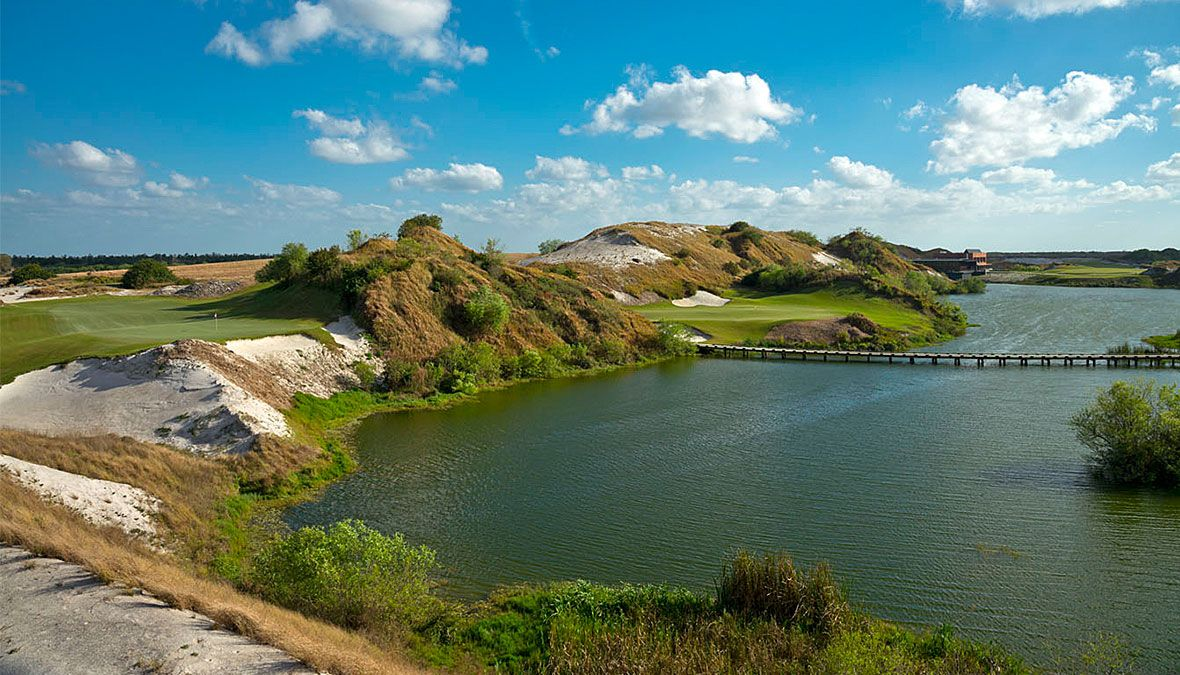 Play Dine Relax And Enjoy Nature At Streamsong Resort