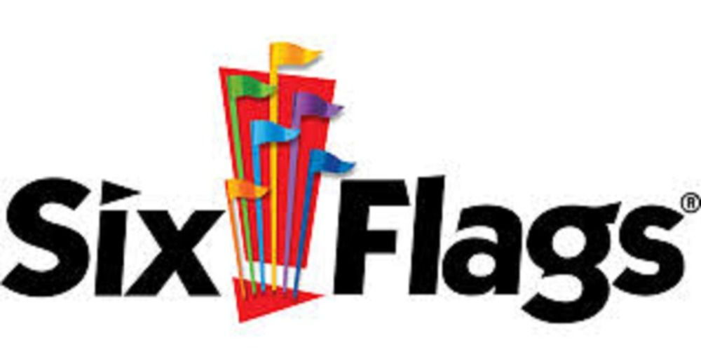 Two 2017 Six Flags One Day General Admission Tickets Printer Needed Six Flags Great Adventure Six Flags Six Flags Over Texas