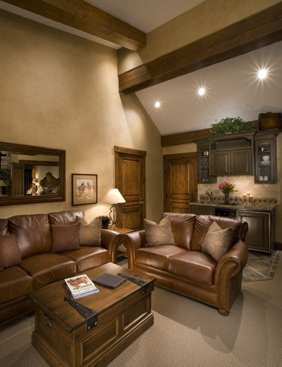 Cottage Deluxe Executive Suite Living Room Hotel Park City