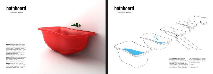 Bathboard Uma Banheira Flex 237 Vel Em Borracha Pominvest