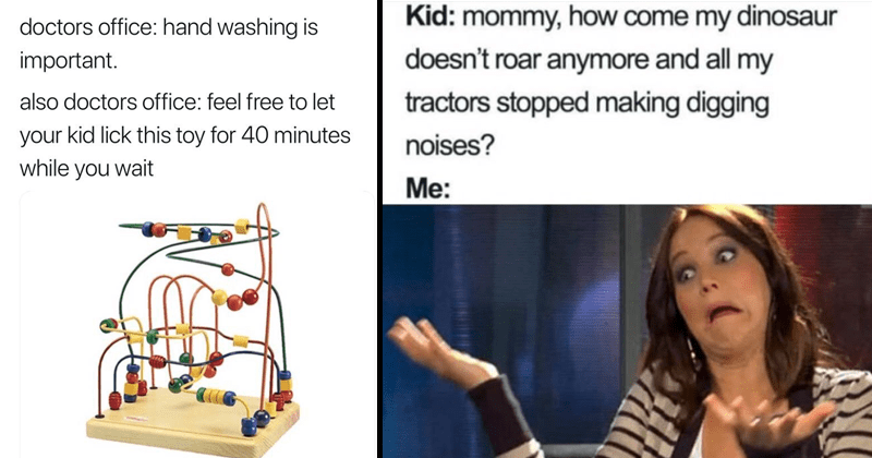 Photo of 23 Parenting Memes & Pics For Anyone Who's Dealt With Little Terrors