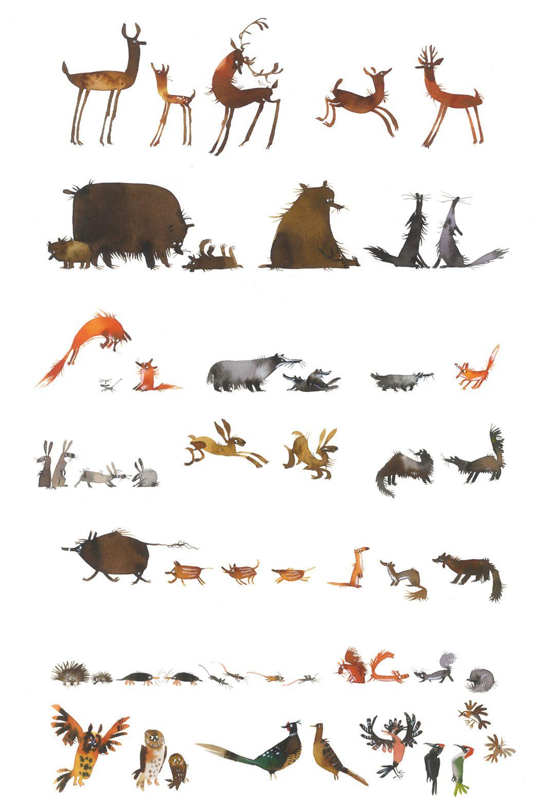 Nathalie Ragondet décembre Illustrations Pinterest