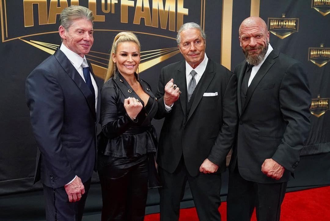 "Natalya On WWE Chairman, ""I Can Always Knock On Vince McMahon's Door"" 1"