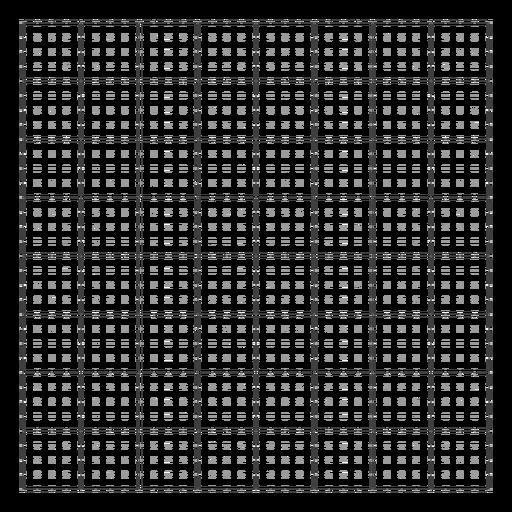 Squared Dot Grid Design Ad Affiliate Affiliate Dot Grid Design Squared Grid Design Business Card Template Word Design