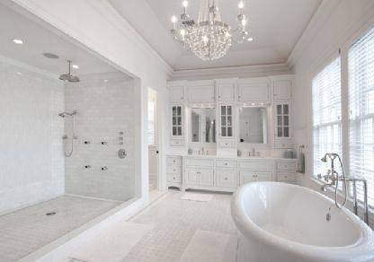 All White Bathroom Pictures   Decor IdeasDecor Ideas