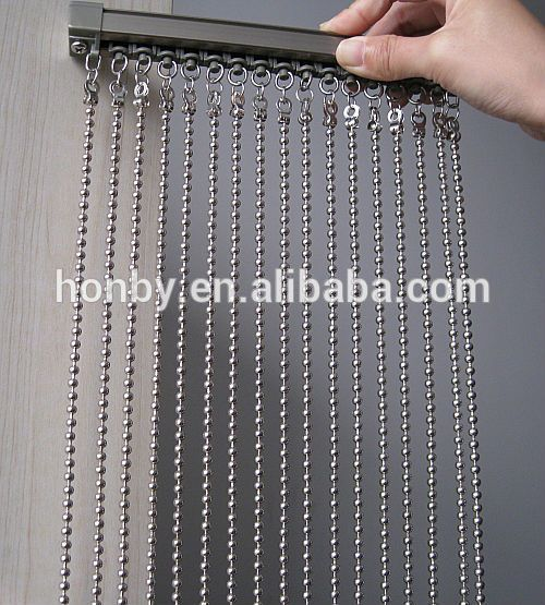 Exceptionnel Ball Chain Shower Curtain Rings   Google Search