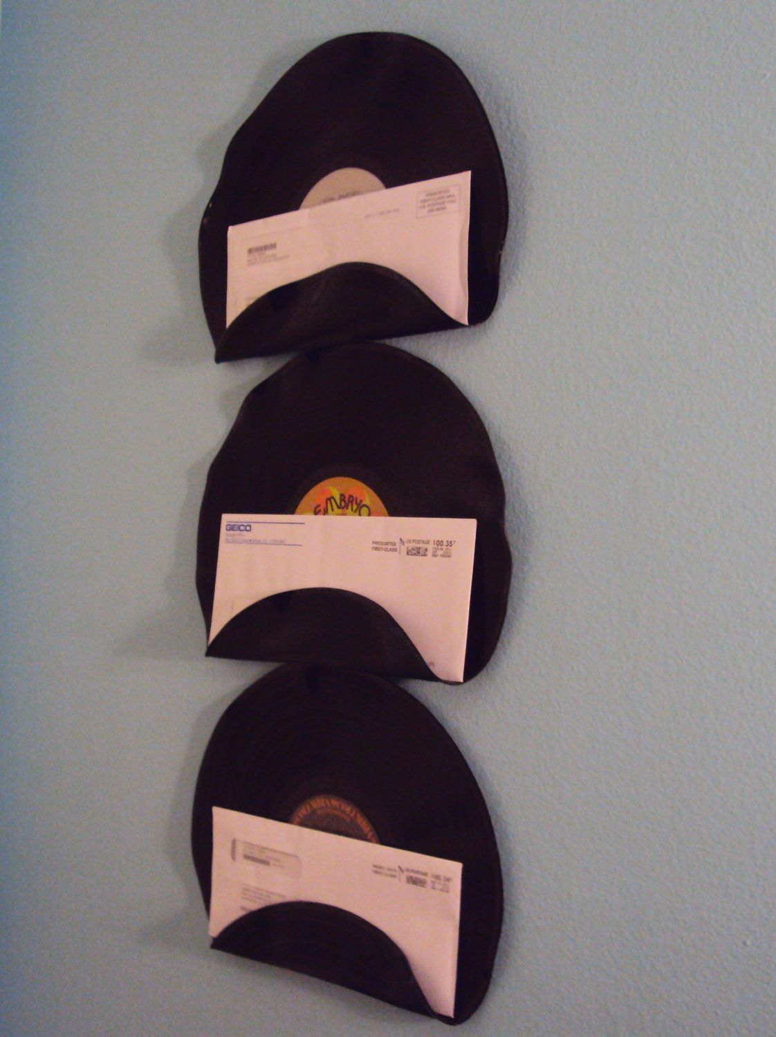 How to Make a Vinyl Record Mail Holder forecast