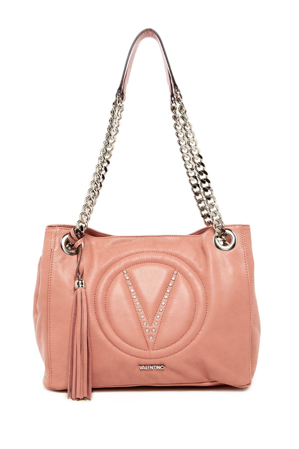 Luisa2 Leather Satchel