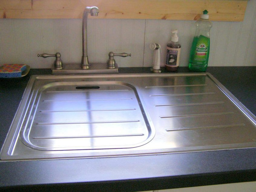 Modern Kitchen Sink Cover Plate Ikea Laundry Room