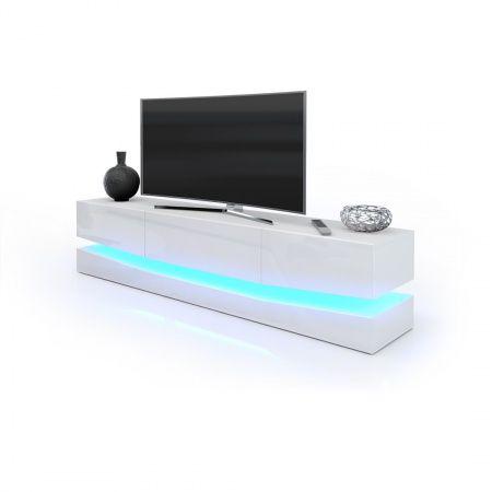 TV-Board City für den ultimativen Design-Kick für Wohnzimmer Mit