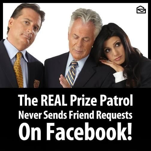 Pin and let your fellow #PCH friends know! The Prize Patrol will