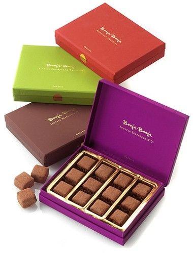 Booja Booja Chocolate Truffles Waitrose Fridge Section