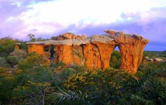 Parque Nacional Do Catimbau Pernambuco Com Imagens Parque