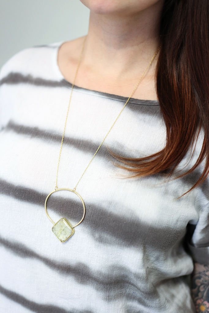 Mineralogy really knows how to make a pendant you can rock, don't they? | www.mooreaseal.com