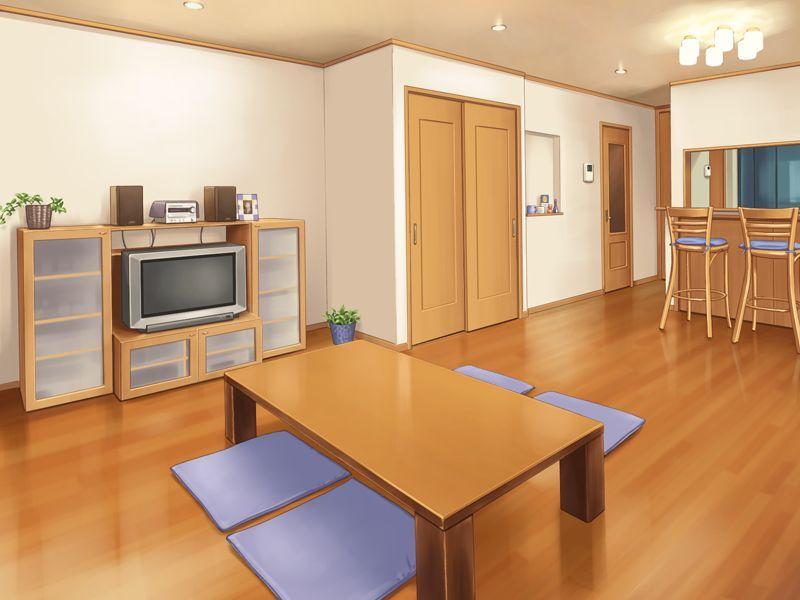 House Anime Background Com Imagens Cenario Anime Fundo De