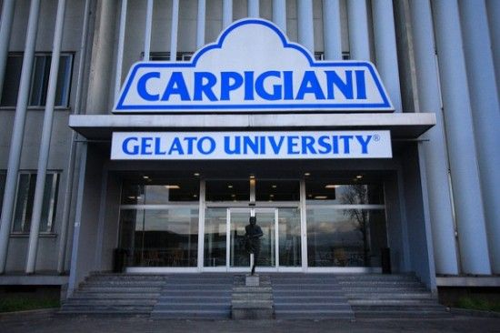 Gelato - It's so good that you have to have a degree from a Gelato University just to learn to make it!