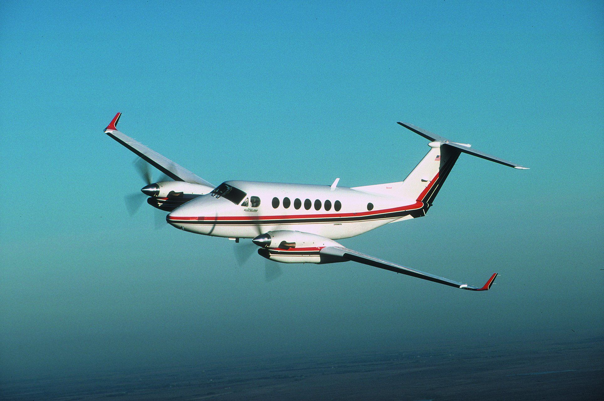 The Beechcraft King Air 350. Decades of reliability and a