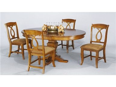 Shop For Cochrane Table Top (Amaretto), 1114803, And Other Dining Room  Tables At Patrick Furniture In Cape Girardeau, MO 63701. To Complete Table,  See 93042 ...