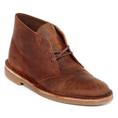 5a1afc6d21c Clarks® Bushacre 2 Mens Boots - jcpenney