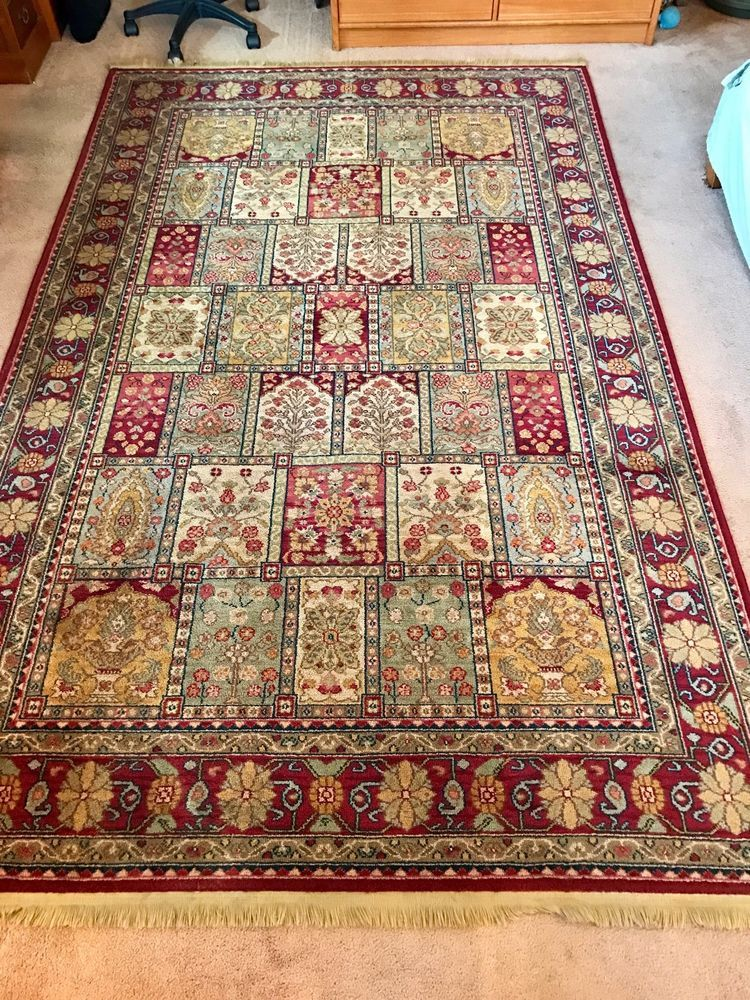 Four Rug Collection Karastan Bakhtiyari Antique Legends 100