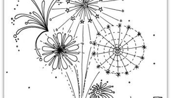 Patriotic Coloring Book for the 4th of July — Independence