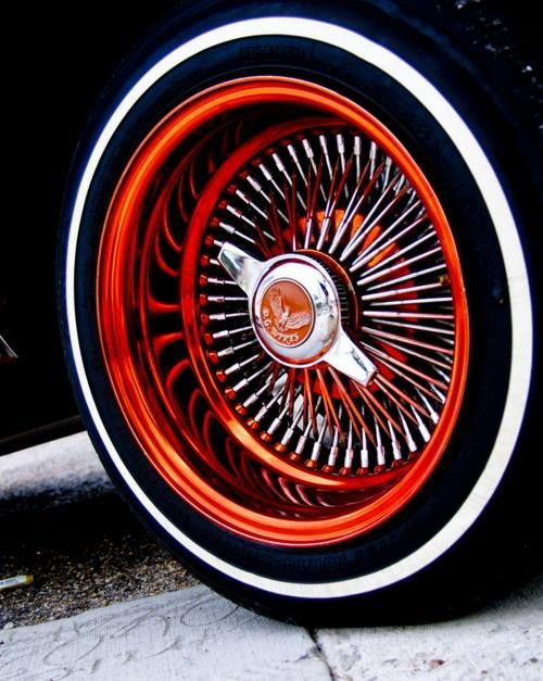 Annodized Rims Nice With Images Wheel Rims