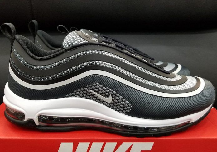 Nike Air Max 97 Ultra 17 Black and White  597f2a6fc