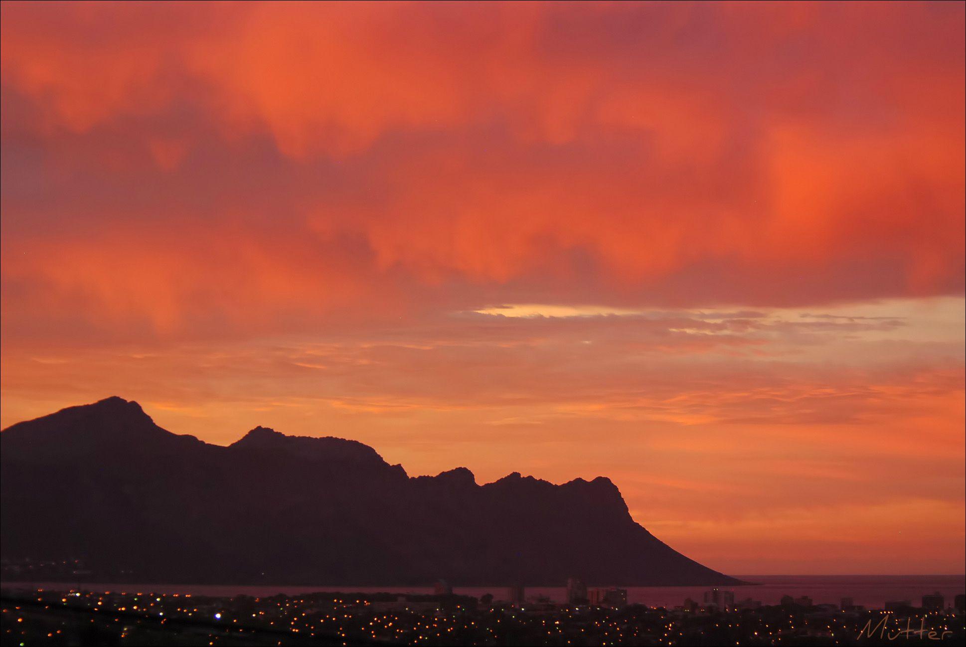 Sunrise Gordon S Bay South Africa South Africa Enjoy Outdoors Sunrise