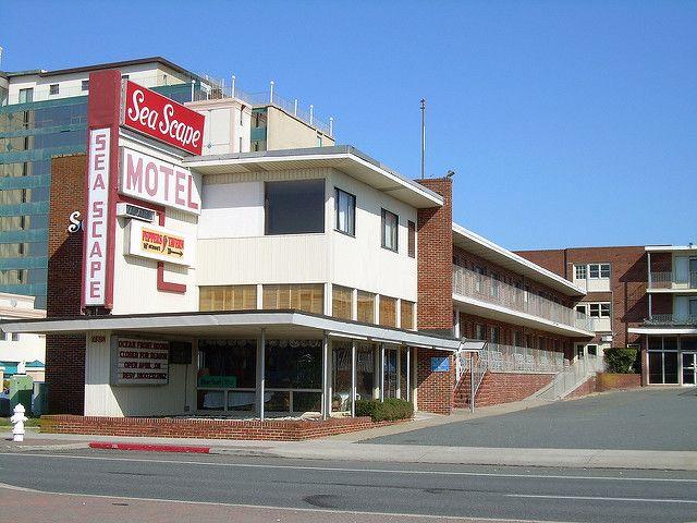 sea scape motel ocean city maryland vintage pinterest motel rh pinterest co uk seascape ocean city md reviews seascape ocean city md reviews
