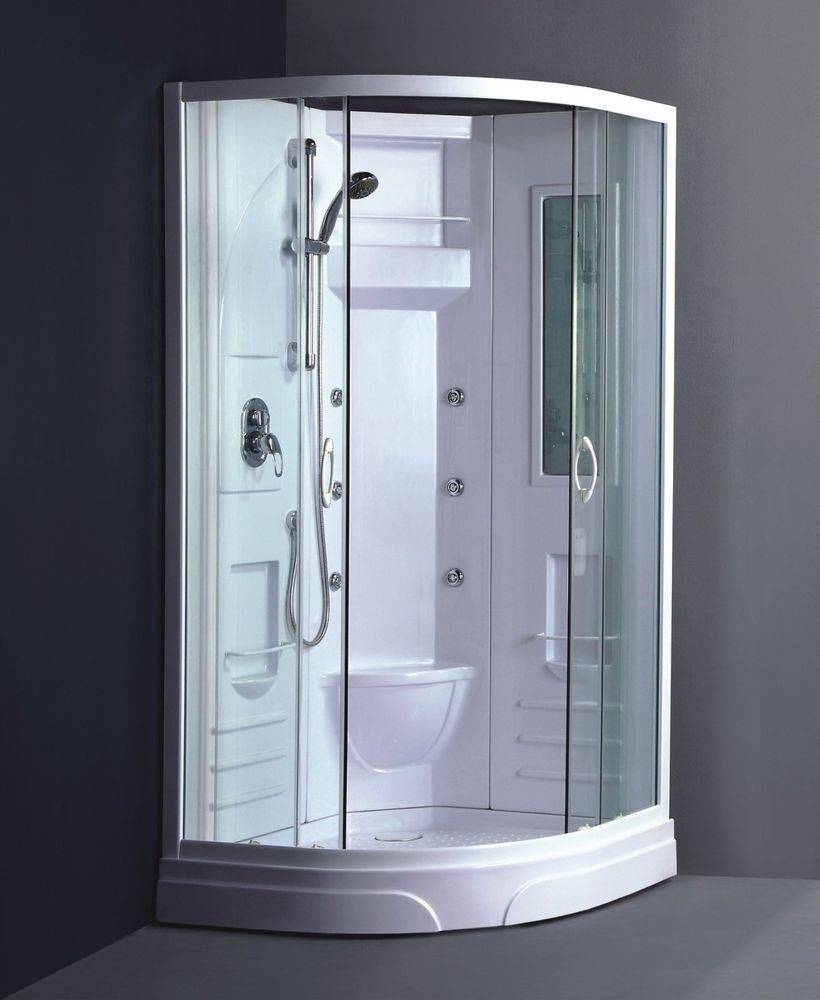 Corner Shower Enclosure Model S 40 Heirloomhomeproducts With
