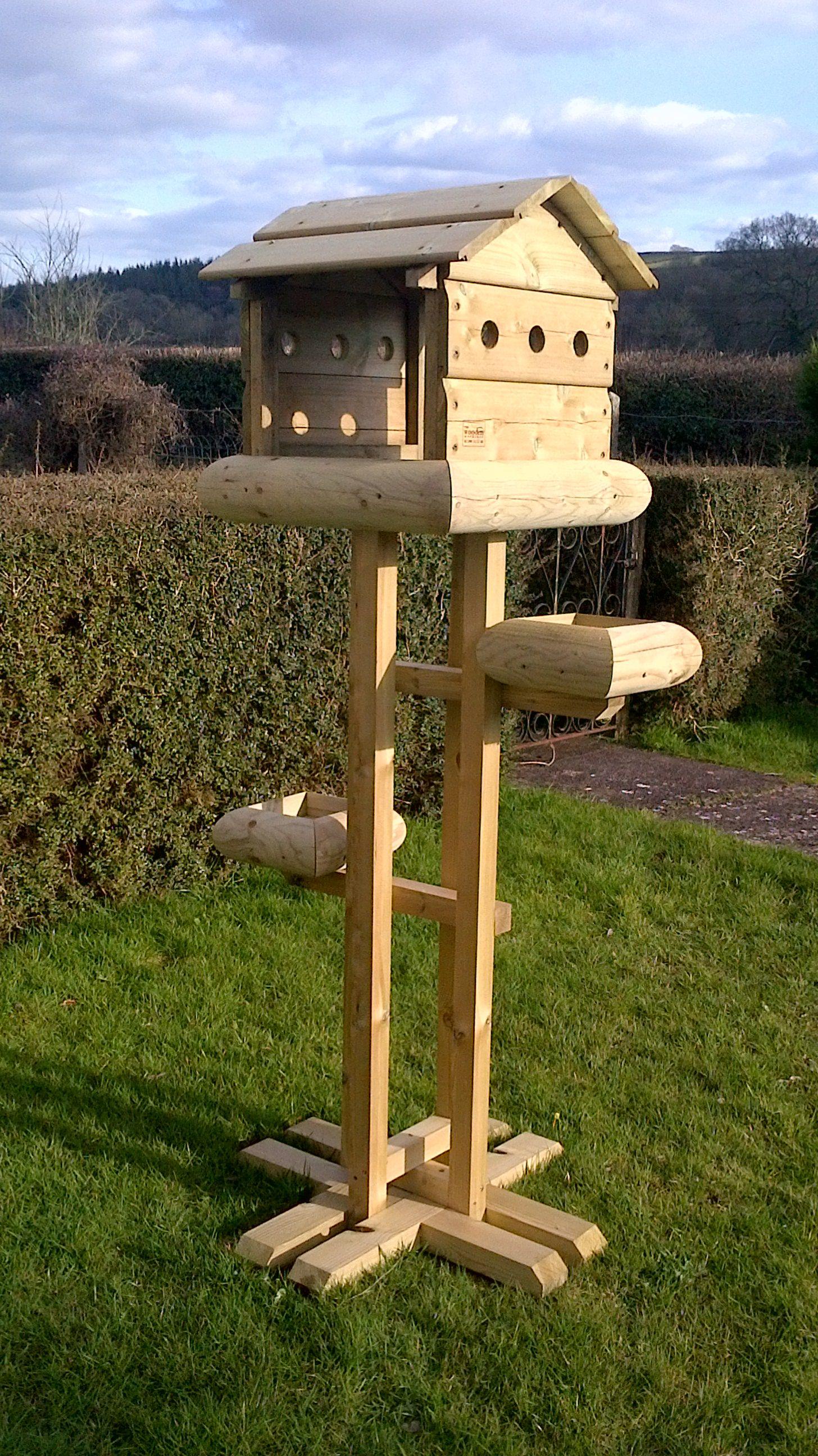 Bird Table Plans Outdoor Plans And Projects Woodarchivist Com Fairy Houses Bird House Plans Bird House Feeder