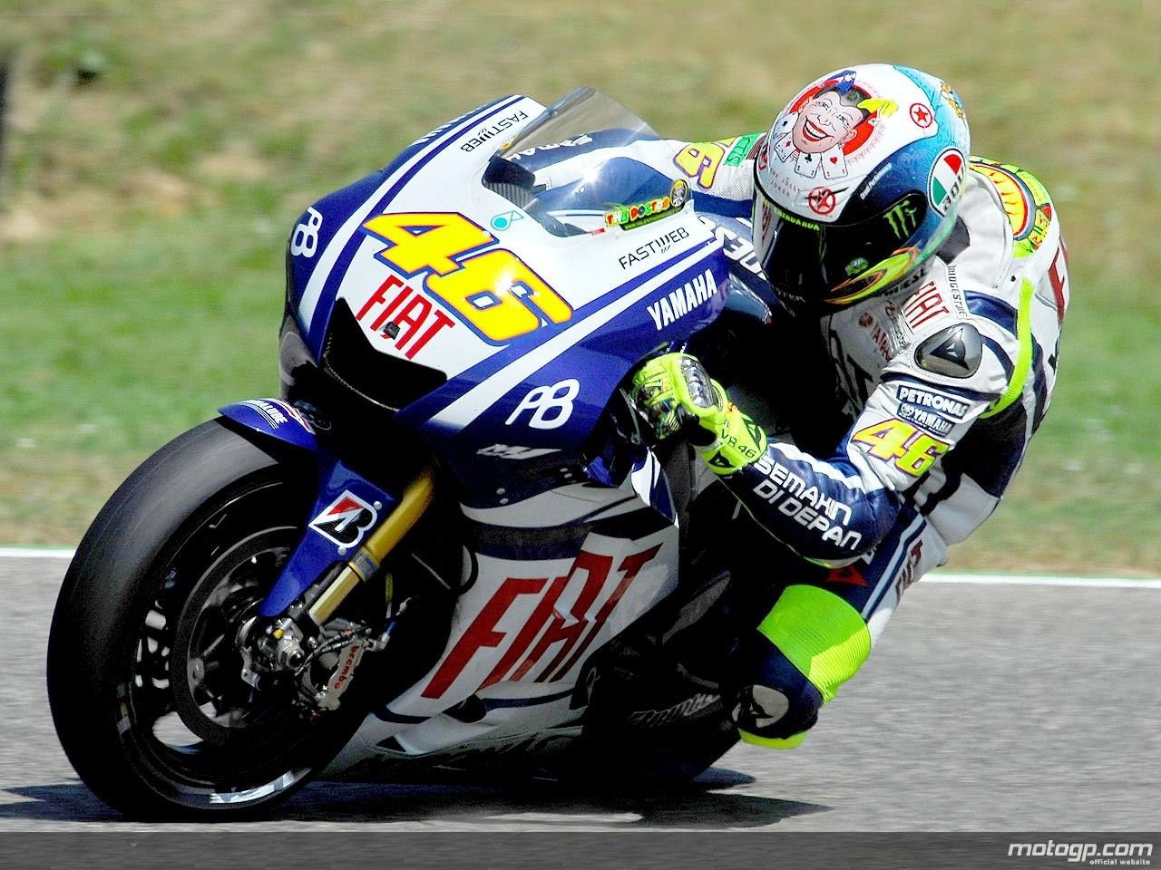 Valentino Rossi Definitely THE BEST Moto Biker Ever Seen On Earth