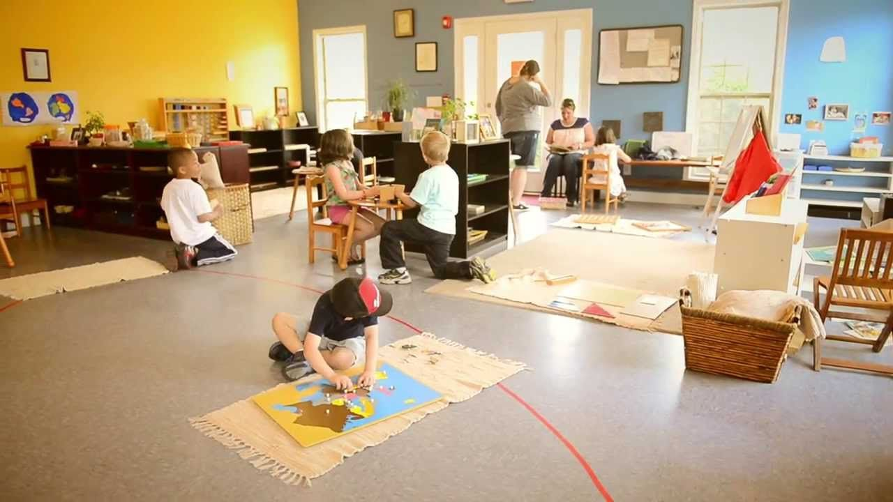 Mt. Juliet Montessori Academy - What is Montessori education all about?