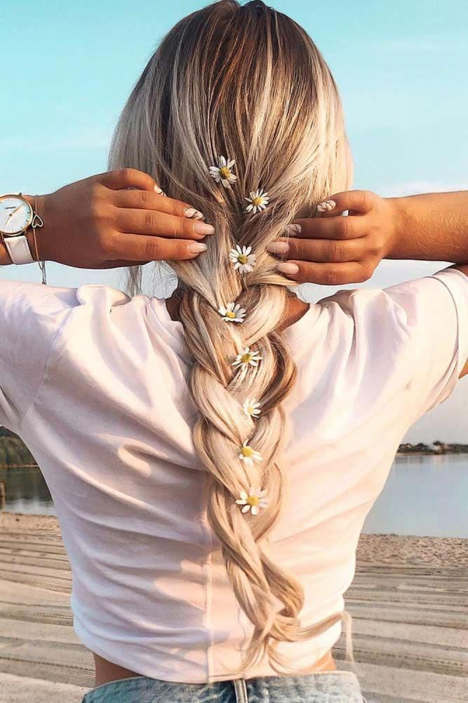 Wonderful Snap Shots Ponytail Hairstyles With Headband Ideas The Summer Time Is Just About Through And After This I In 2020 Hippie Hair Bohemian Hairstyles Hair Styles