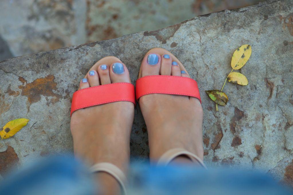 Sam Edelman sandals (via Shannon Hearts)