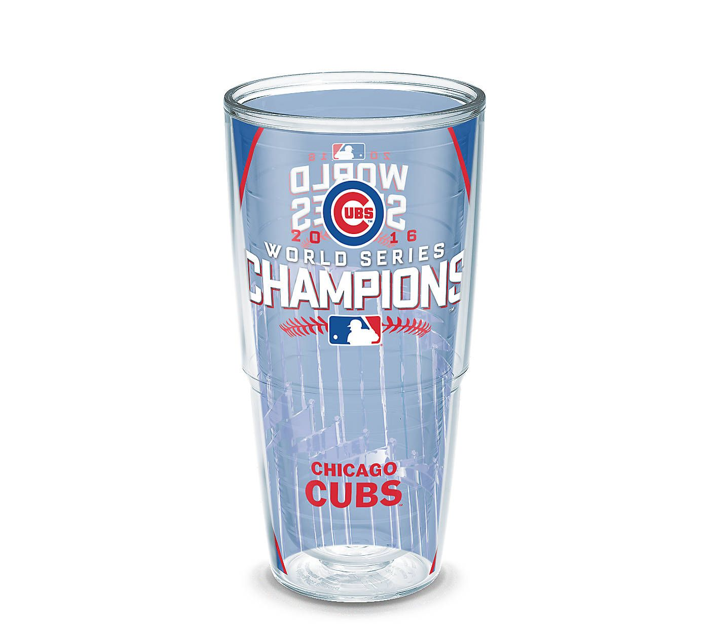 27529719823 Chicago Cubs™ 2016 World Series Champions Wrap | Tervis Official Store