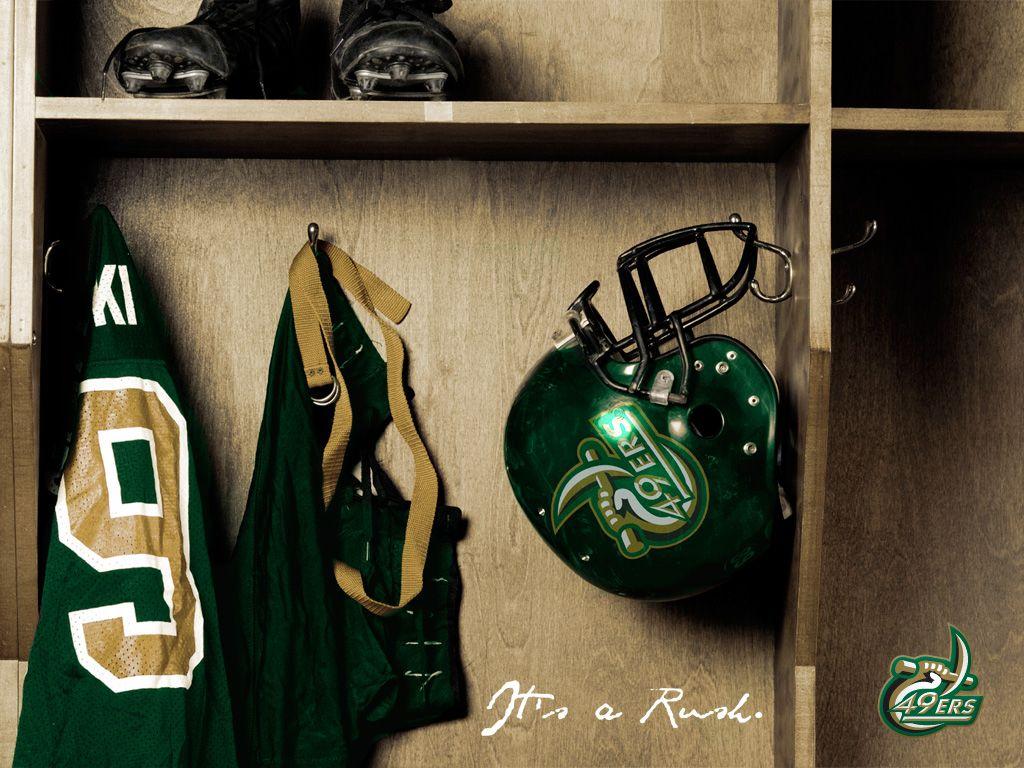 Locker Room Football players, Sports, Cool things to make