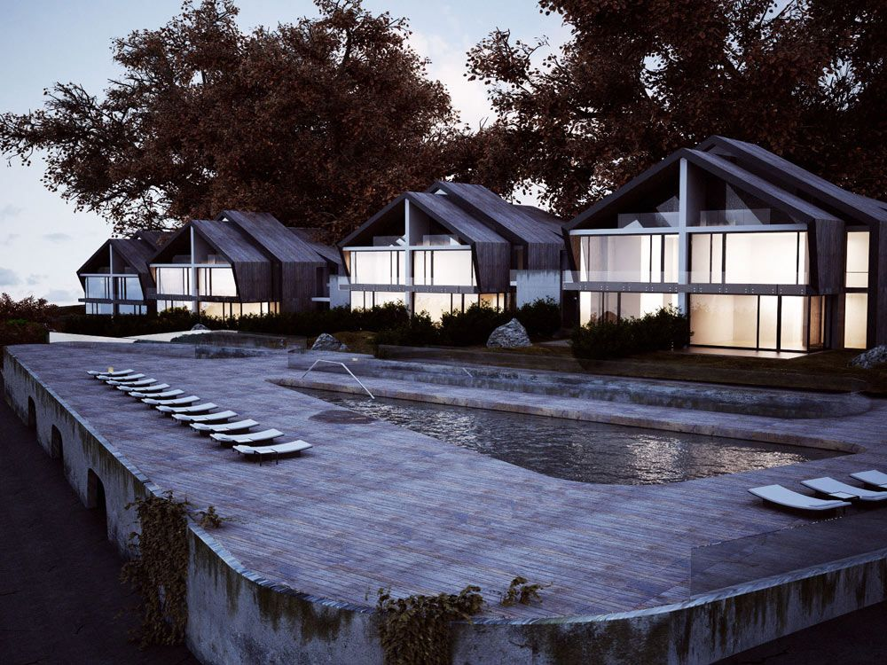 Best Pin By Andreea Tomulescu On Vile Pipera Architecture 400 x 300