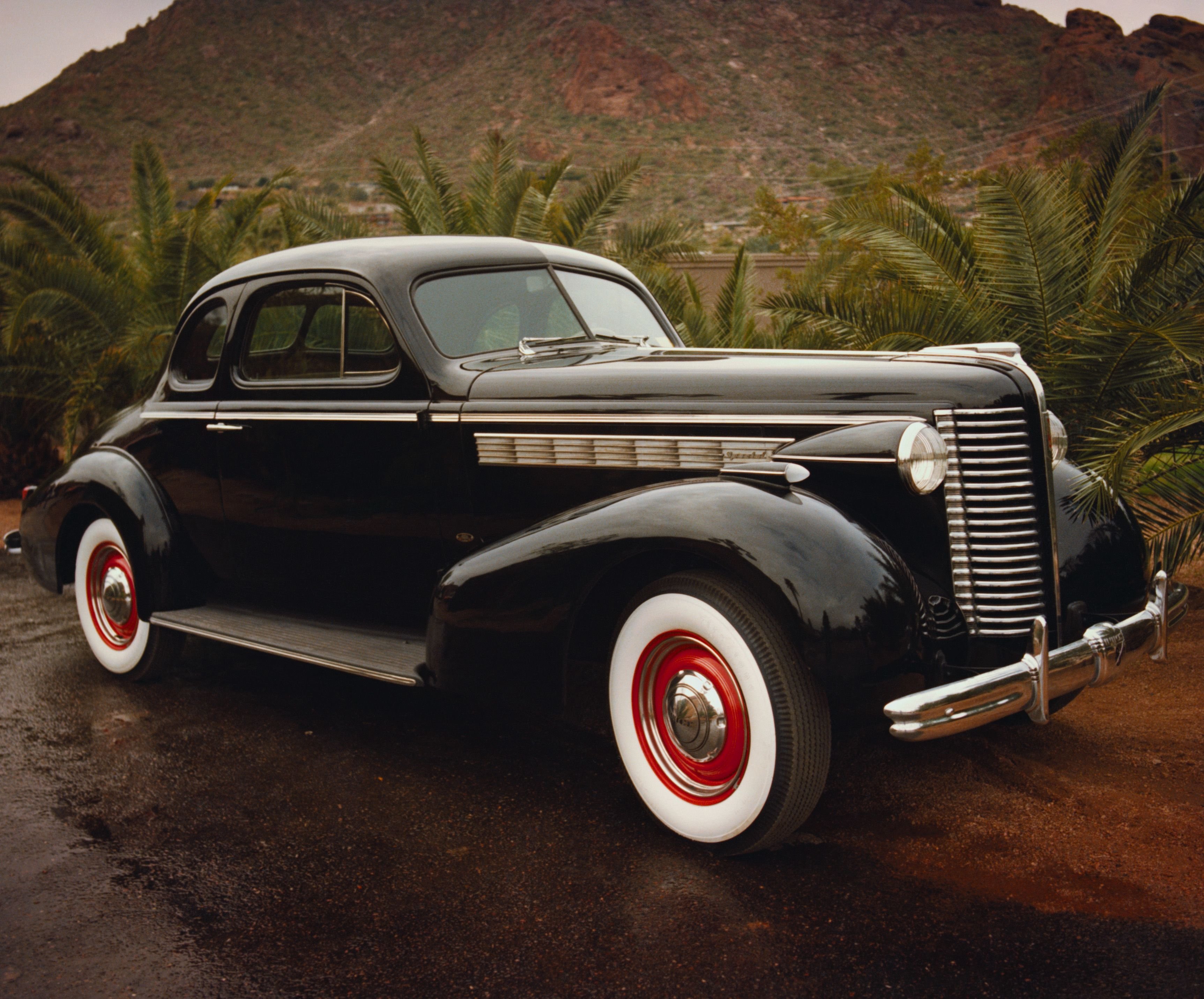 1938 buick special series 40 two passenger business coupe model 46