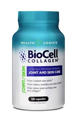 Health Logics Biocell Collagen 120 Capsules Collagen Health Skin Collagen