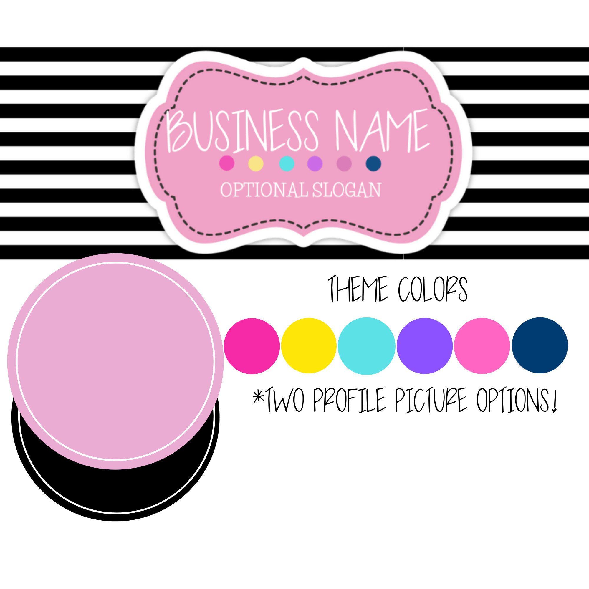 Facebook Branding Kit Branding Kit Profile Picture Templates
