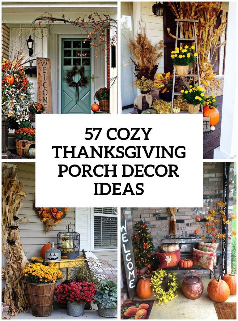 12++ Fall decor ideas for outside info