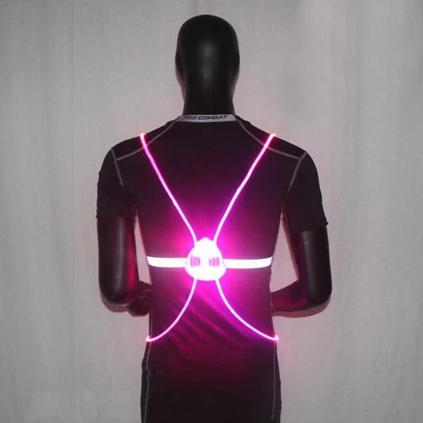 LED Safety Vest Tinkle Gem Safety vest, Safety